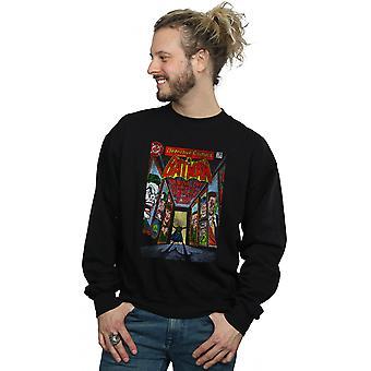 DC Comics mænds Batman Rogues galleri dække Sweatshirt
