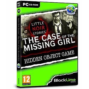 Little Noir Stories The Case of the Missing Girl (PC CD) - Neu