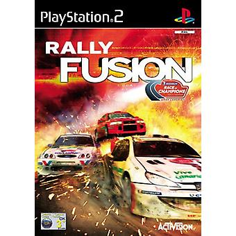 Rally Fusion Race of Champions (PS2) - Fabrik versiegelt