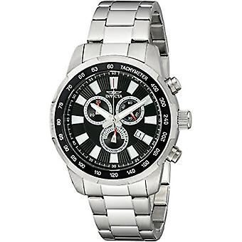 Invicta  Specialty 1555  Stainless Steel Chronograph  Watch