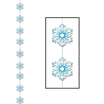 Larguero de copo de nieve