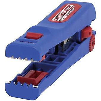 WEICON TOOLS 52000030 Data-Strip No.30 Cable stripper Suitable for Data cables, Phone cables, Control cables, Custom wiring 4 up to 10 mm 0.05 up to 0.5 mm²