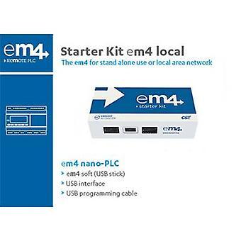 Crouzet 88981106 EM4 local PLC starter kit 24 V DC