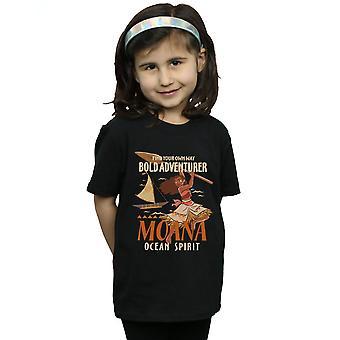 Disney Girls Moana Find Your Own Way T-Shirt