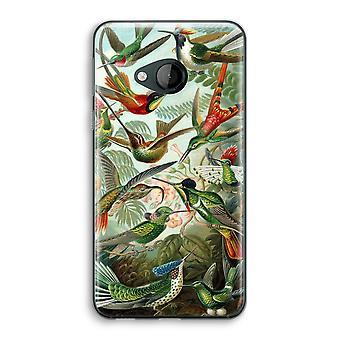 HTC U Play transparant Case (Soft) - Haeckel kolibries (Trochilidae)