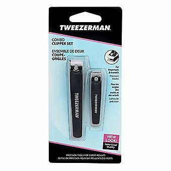Tweezerman Deluxe Nail Clipper Set