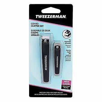 Tweezerman डिलक्स नेल क्लिपर सेट