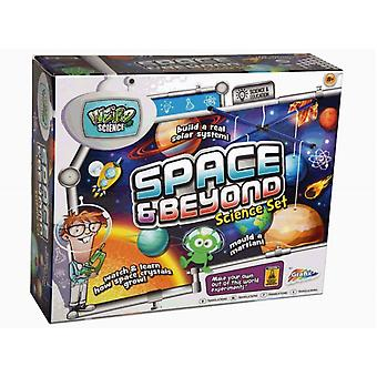Grafix Weird Science Space And Beyond gøre en Solar System mobiltelefon 44-0108