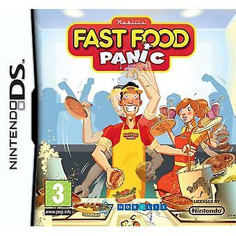 Snabbmat Panic (Nintendo DS)-nya