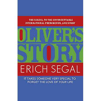 Historia de Oliver por Erich Segal - libro 9781444768404