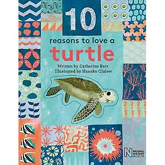 10 Reasons to Love a Turtle by Catherine Barr - Natural History Museu
