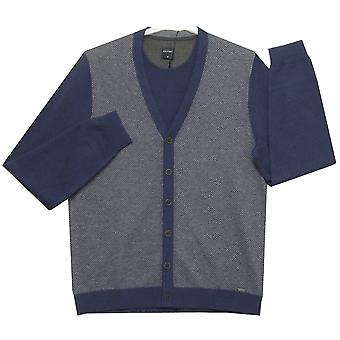 OLYMP Cardigan 5304 15 Blue