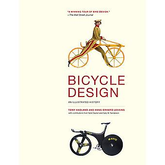 Fahrrad-Design - eine illustrierte Geschichte von Tony Hadland - Hans-Erhard