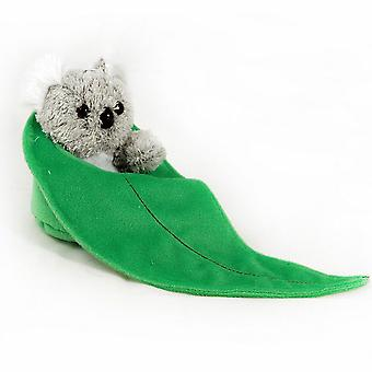 14cm Koala in Pouch Plush