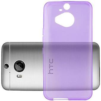 Obudowa Cadorabo do obudowy HTC ONE ONE ONE M9 PLUS - Obudowa na telefon komórkowy wykonana z elastycznego silikonu TPU - Silikonowa obudowa ochronna Ultra Slim Soft Back Cover Case Bumper