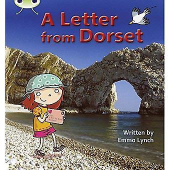 Phonics Bug een brief van Dorset fase 3