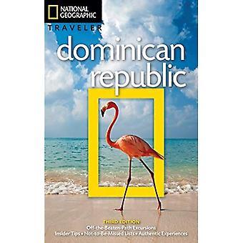 National Geographic Traveler: Dominikaaninen tasavalta, 3rd Edition