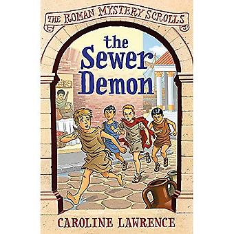 Le démon d'égouts: Le mystère romain défile 1