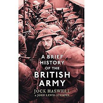 Een korte geschiedenis van het Britse leger (korte Historiën)