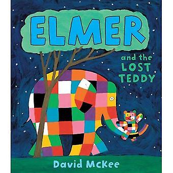 Elmer och förlorade nallen (Elmer)