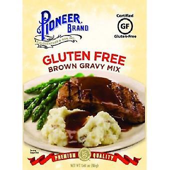 Mix bezpłatny brązowy sos do marki Pioneer