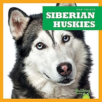 Siberian Huskies (Paw Prints)