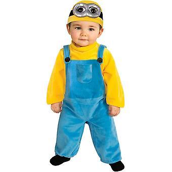 Minion Bob Toddler Costume