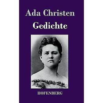 Gedichte par Ada Christen