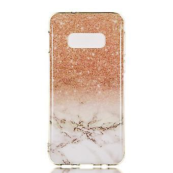 MTK Samsung Galaxy S10e TPU Marble-Style H