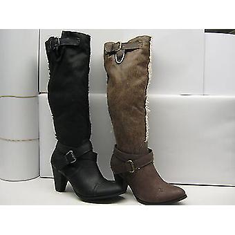 Ladies Coco Tall Heel Boots - L9320