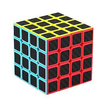MF4 4x4 Fibra de carbono cubo de Rubik