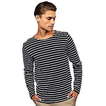 户外看 门马里尼埃 海岸 船员 颈部 T 恤 T T