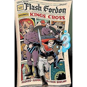 Flash Gordon - Kings Cross by Jeff Parker - Jesse Hamm - Jesse Hamm -