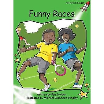 Funny Races by Pam Holden - 9781776541317 Book