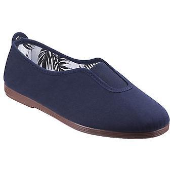 Flossy Califa naisten/naisten lipsahdus kenkä