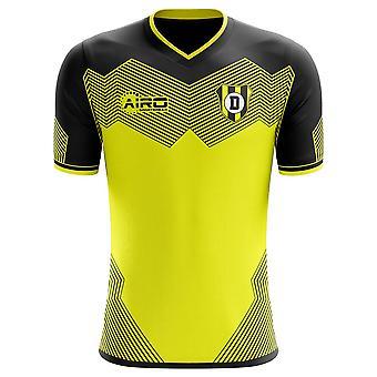 2019-2020 Dortmund hem Concept fotbolls tröja