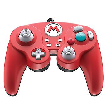 PDP Nintendo Super Mario Wired Smash Pad Pro Switch