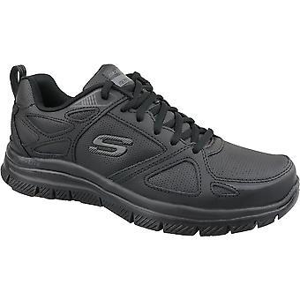Skechers Flex Advantage 51461-BBK Zapatos de fitness para hombre