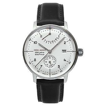 Iron Annie Bauhaus | Power Reserve | White Dial 5066-1 Watch