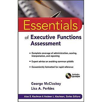 Essentials verkställande funktionen bedömning