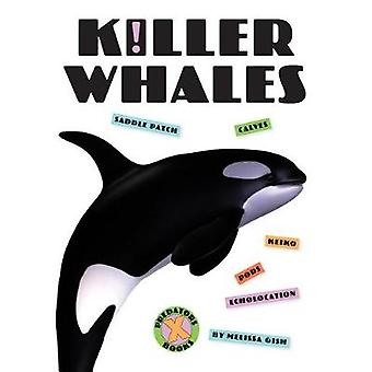 X-Books - Killer Whales by Melissa Gish - 9781628324211 Book