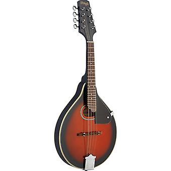 Stagg M30 mandoline Spruce Top - Redburst