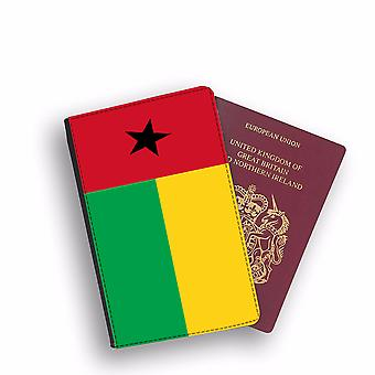 GUINEA-BISSAU Flag Passport Holder Style Case Cover Protective Wallet Flags design