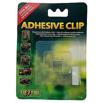 Exo Terra Decor Replacement Adhesive Clip