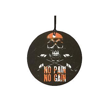 No Pain No Gain bil luftfriskere