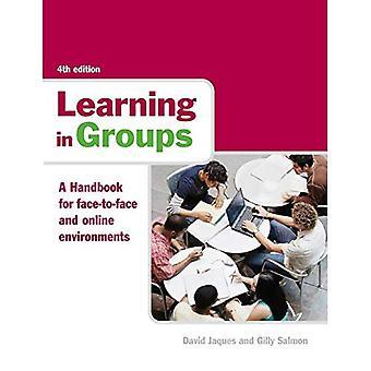 Em grupos de aprendizagem: um manual para ambientes presenciais e Online