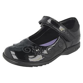 Escuela de niñas Clarks zapatos amor Breena