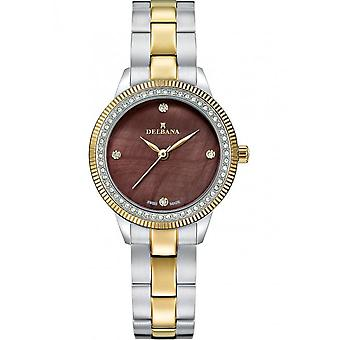 Delbana - Wristwatch - Ladies - Dress Collection - 52711.619.1.565 - Seville