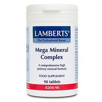 Lamberts Mega Mineral Complex Tabs 90 (8204-90)
