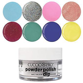 Cuccio Pro Poudre Polonaise Nail Colour Dip System Dipping Powder - So So Fun Collection Set (8 X 14g) (5630)